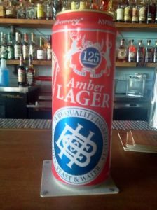 louisville beer - hudepohl amber lager