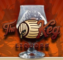 the keg logo - louisville beer