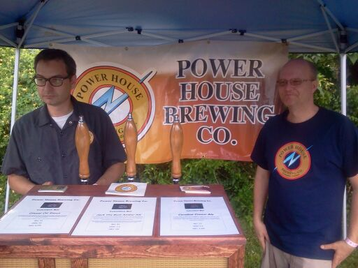 power house brewing