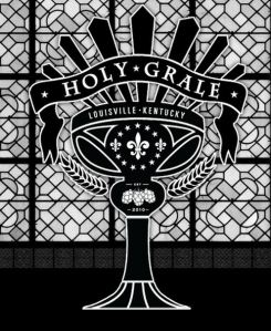 louisville beer - holy grale logo