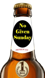 louisville beer - no given sunday