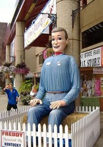 farm bureau freddy - kentucky state fair