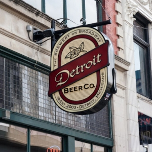 detroit beer company