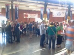 louisville beer - people at brewfest