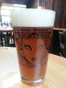 louisville beer - big woods hare trigger IPA