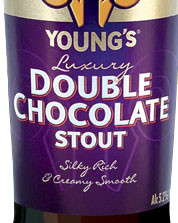beer - young's double chocolate stout