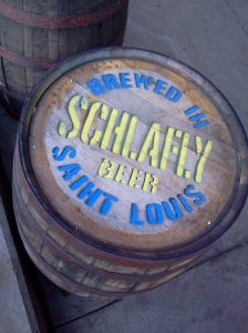 schlafly beer - barrel