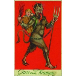 krampus card