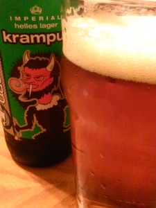 beer - southern tier krampus helles