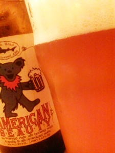 beer - dogfish head american beauty