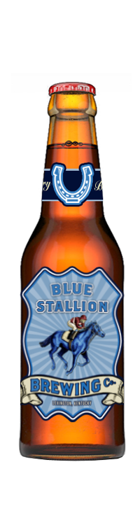Blue Stallion new