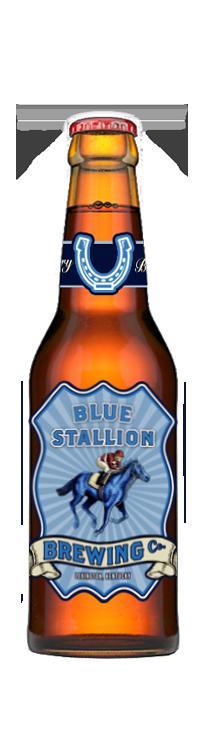 Blue Stallion new