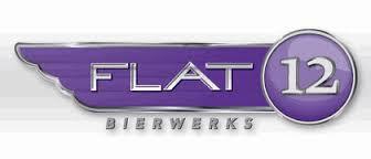 flat 12 logo