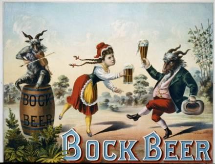 Bock Promotion 1882, courtesy Susanlenox.