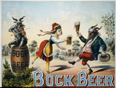 Bock Promotion 1882, courtesy Susanlenox.