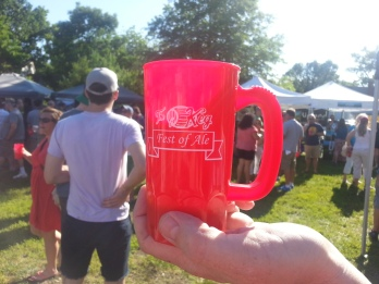 fest of ale 2104 cup