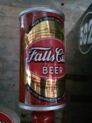 Falls City can