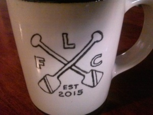 Great Flood mug