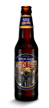 Sam Adams holiday porter