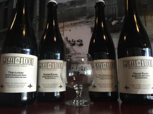 Photo courtesy of Great Flood Brewing.