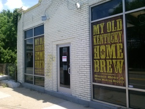 My Old Ky Homebrew exterior