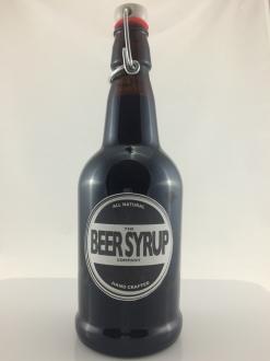 Beer Syrup bottle