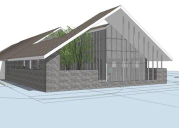 Germantown Craft House rendering