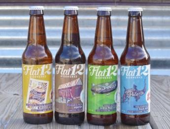 Flat 12 rebrand