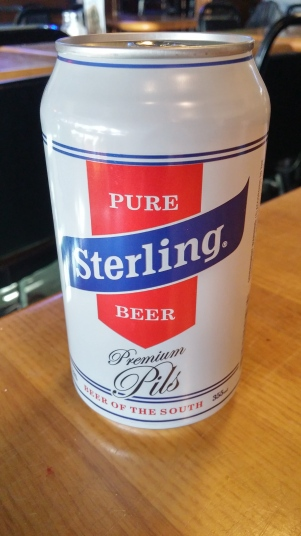 Sterling can