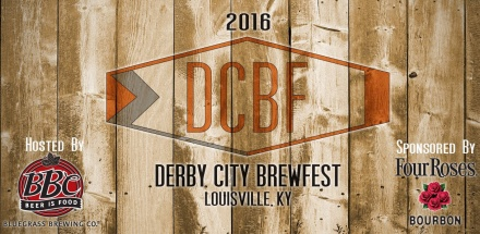 Derby City BrewFest banner