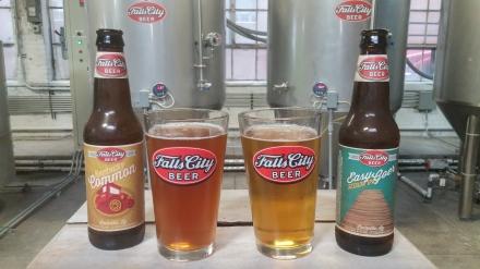 Falls City beer lineup