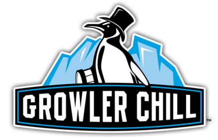 Growler Chill logoshadow